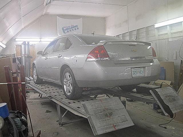 2012 Chevrolet Impala Repair